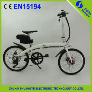 20 Inch Fashion Foldable Electric Bike pictures & photos