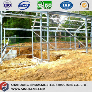 Prefabricated Light Steel Structure Building for Residence pictures & photos