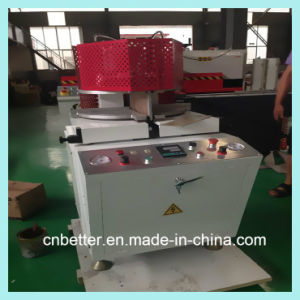 PVC Window Profile Welding Machine with Variable Angle Welding