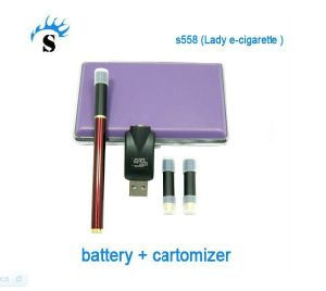 Electronic Cigarette Lady Love E Vaporizer E Cigarette CE4 Metal Case