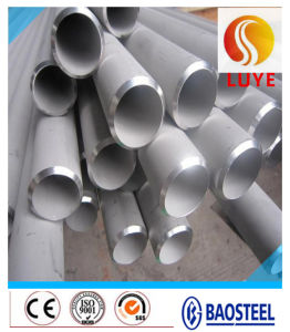 Welded Pipe Stainless Steel Tube 317L pictures & photos