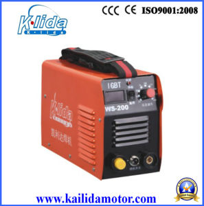 Ws200 Mosfet Inverter DC TIG/MMA Welding Machinery pictures & photos