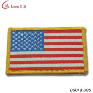 High Quality Custom Us Freedom Military Embroidery Patches pictures & photos