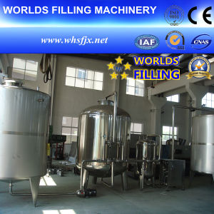 High Quality Raw Water Treatment Plant