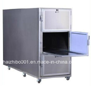 Updated Mortuary Corpse Refrigerator with Freezing pictures & photos