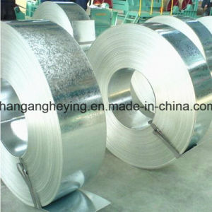Secondary Galvanized Steel Coil/Gi Strip/PPGI Slit with Electric Gi Strip pictures & photos
