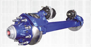Disk Brake Axle for Semitrailer/Trailer/Truck pictures & photos
