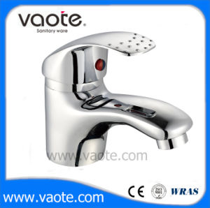 Economic & Hot Selling Single Lever Basin Mixer Faucet (VT10703) pictures & photos