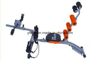 Ab Pack Equipment with Pedal Total Core, Tk-075A