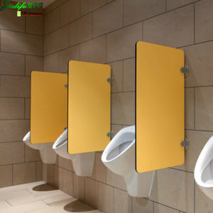 Jialifu Compact Laminate Waterproof Urinal Partition pictures & photos