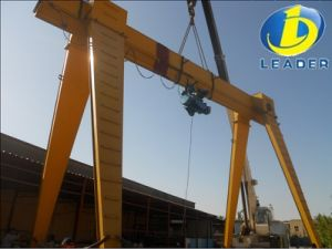 Leader Gantry Crane (LD15) pictures & photos