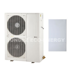 DC Inverter Split Heat Pump (2.6~19.8KW) (SDDC-125-B)