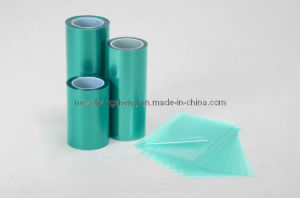 Green Self-Adhesive PE Protection Film