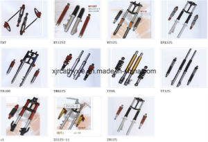 Motorcycle Front Shock Absorber Assy with High Quality for Motorcycle Parts