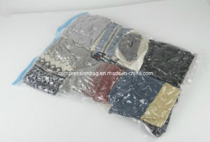 PA+PE Material 80*60cm Vacuum Storage Bags Compress Clothes pictures & photos