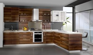 Customized Wood Kitchen Furniture