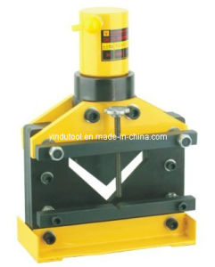 35t Hydraulic Angle Steel Cutter (CAC-110) pictures & photos