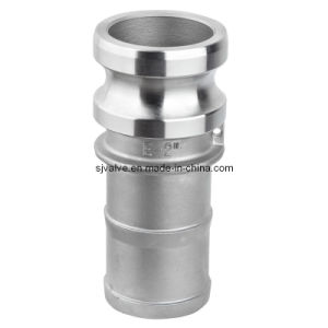 Stainless Steel E Type Camlock Coupling Hose Coupling pictures & photos
