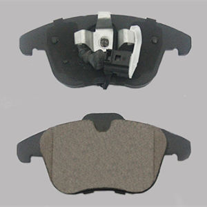 for Audi/Skoda Disc Brake System Brake Linings 5n0698151/D1375 Brake Pad pictures & photos