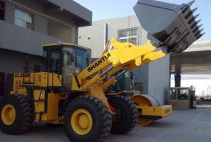 2tons Shantui Mini Loader for Sale SL20W pictures & photos