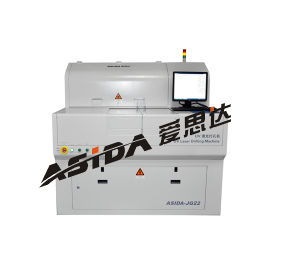 UV Laser Drilling Machine for FPC / Coverlay and Through - Holes CE pictures & photos