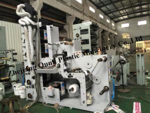 Flexo Printing Machine Sticker label Printing Machine pictures & photos