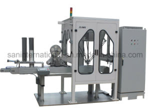 Automatic Wet Wipes PP Plastic Lidding / Cap Machine pictures & photos