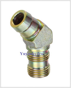 Adjust End Special Fittings Hose Barb Adapter Fitting pictures & photos