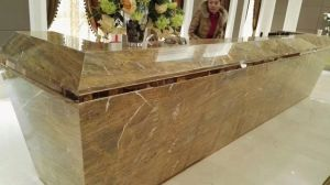 Barcelona Gold Kitchen Countertops for Sale pictures & photos