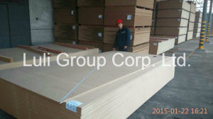 Raw MDF 3.66*1.83 Mtr 16mm pictures & photos