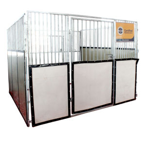 Heavy Duty Galvanized or European Horse Stalls pictures & photos