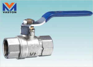 Brass Ball Valve (152) , Gas Valve pictures & photos