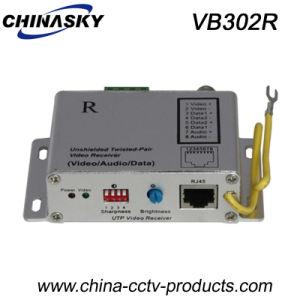 1CH Active CCTV Audio/Data Video Balun Receiver (VB302R) pictures & photos