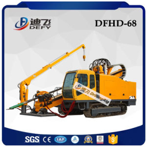 68ton Trenchless Horizontal Directional Drilling Machine pictures & photos