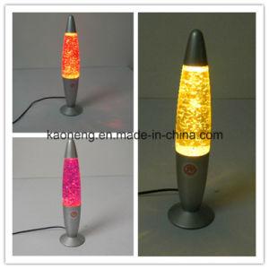 Christmas Gift Colorchangable Lava Lamp, Rocket Lava Lamp, Rocket Lava Light pictures & photos