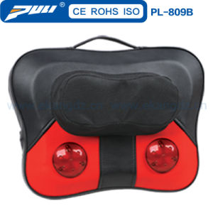 Portable 3D Shiatsu Back Massage Cushion with Heating