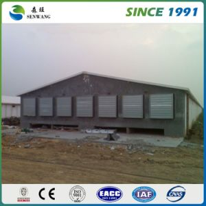 Low Cost Prefabricated Steel Structure Workshop with ISO Certificate pictures & photos