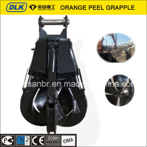 Orange Peel Grapple Dlkm04 Suits for 5-11 Ton pictures & photos