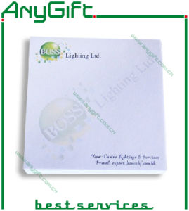 Sticky Note with Customized Logo pictures & photos