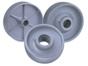 Industrial Heavy Duty Solid Cast Iron Caster pictures & photos