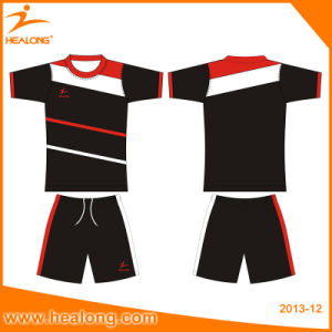 Healong Quick Dry Digitally Sublimated Soccer Jersey Uniform Clothing Sportswear pictures & photos