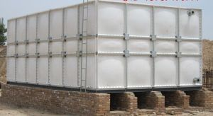 Galvanized or Enamel Water Tank pictures & photos