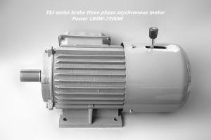 Brake Motor Three Phase 2 4 Poles