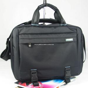 Single Shoulder Business Bag Handle Notebook Laptop Bag (CY8938) pictures & photos