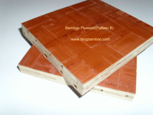 Bamboo Formwork Board 12mm
