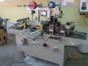 Automatic Punching P/S Tape and Atlas Tapes Die Cutter Machine pictures & photos