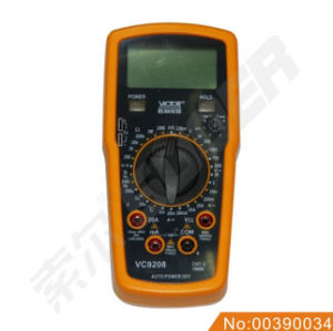 Low Price Digital Multimeter (VC-9208A) pictures & photos