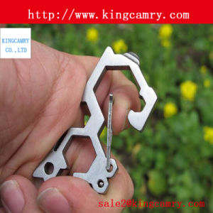 Stainless Steel Carabiner Snap Spring Hook Mountain Hook Carabiner Climbing Hook pictures & photos