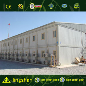 Economic Prefab Workshop House with ISO Certificated pictures & photos