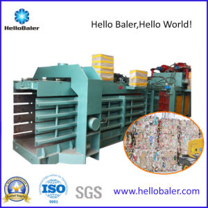 Hellobaler Scraps Horizontal Automatic Baler pictures & photos